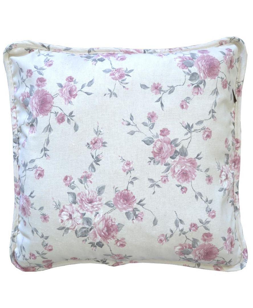 Декоративная подушка Bella Розы
