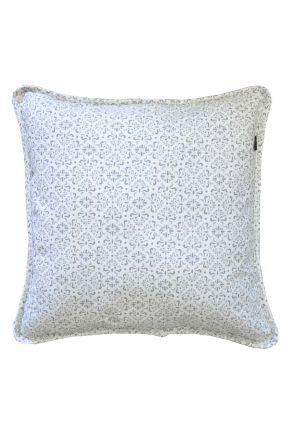 Декоративная подушка Bella Серый витраж