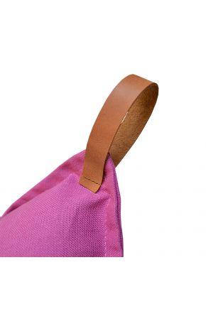 Декоративная подушка Фуксия