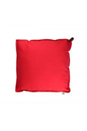 Декоративная наволочка Красная