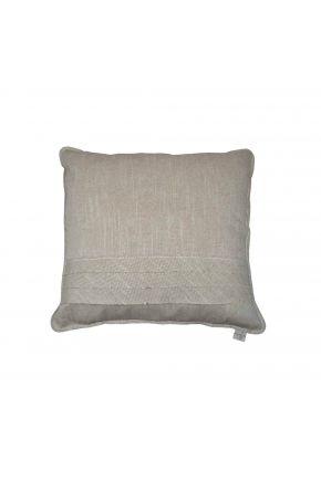 Декоративная наволочка на подушку Bohema Taupe