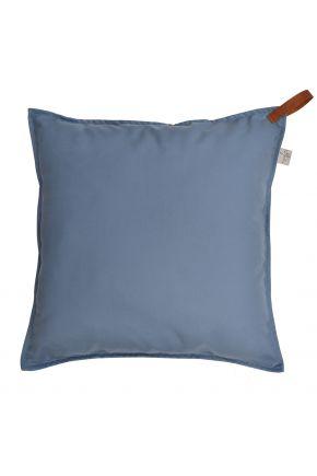Декоративная наволочка Серо-Голубая
