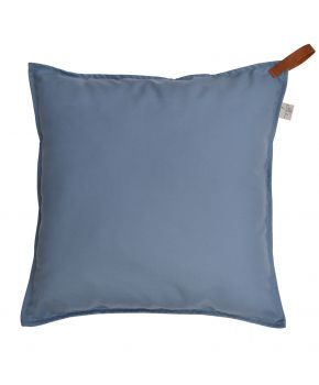 Декоративная подушка Серо-Голубая