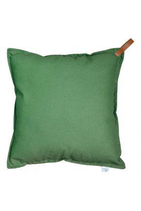 Декоративная наволочка Зеленая