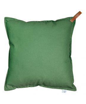 Декоративная подушка Зеленая