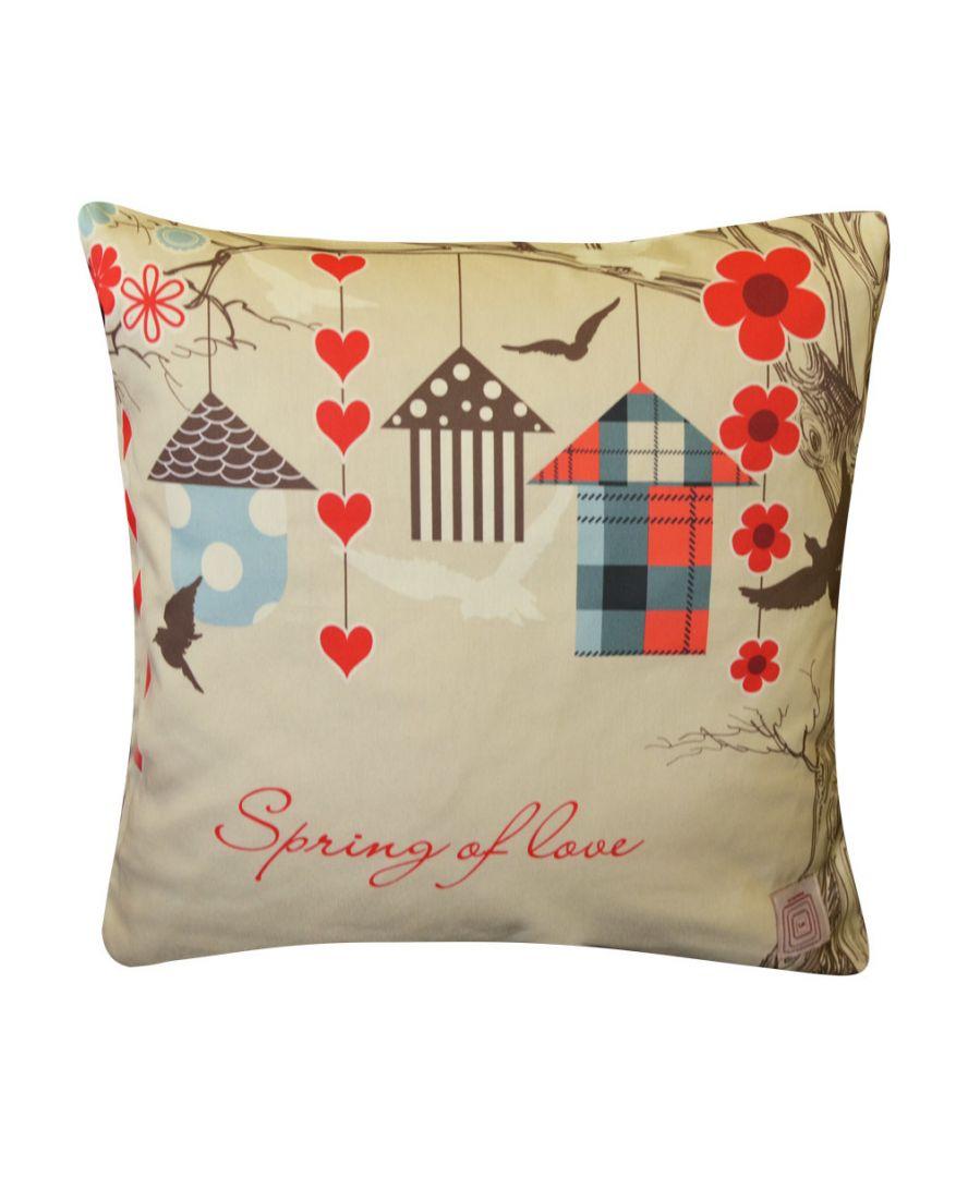 Декоративная подушка Spring of Love
