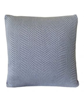 Подушка декоративная вязаная British Grey
