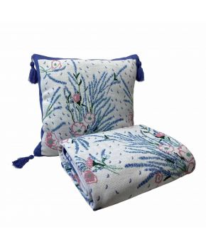 Set of blankets and pillowcase Grosso