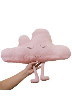 Подушка игрушка Тучка розовая