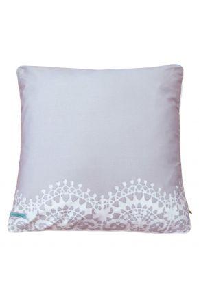 Декоративная подушка Прованс # AndreTan серая