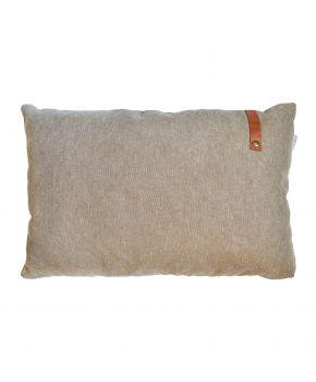 Декоративная прямоугольная подушка Camel