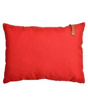 Декоративная прямоугольная подушка Scarlet