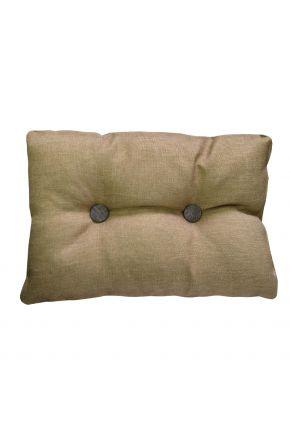 Подушка декоративная TWIST Бежевая