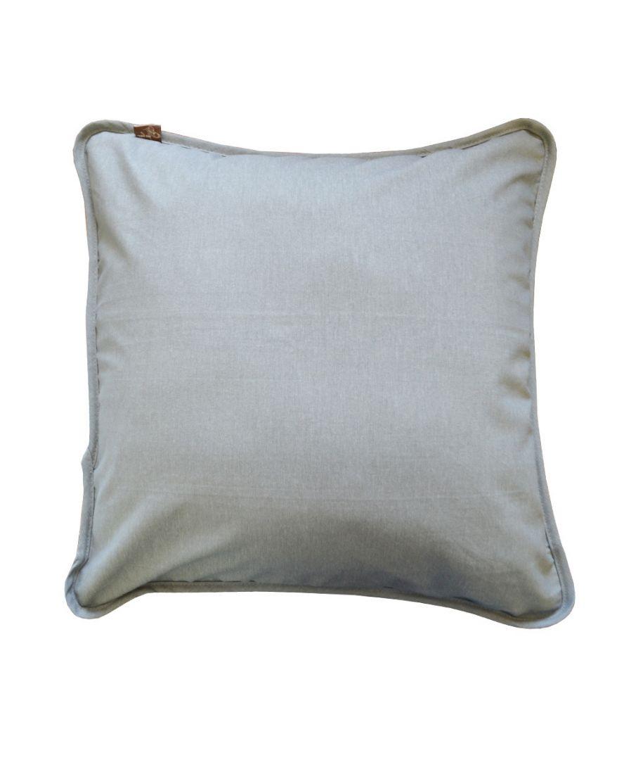 Подушка декоративная Uni grey