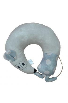 Подушка для путешествий крыса RAT