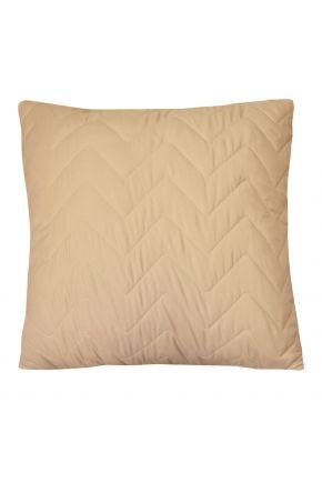 Декоративная подушка микрофибра Cappuccino