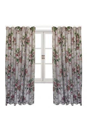 Готовые шторы Глория Розы
