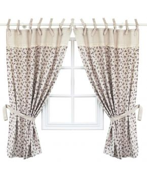 Готовые шторы Lilac rose