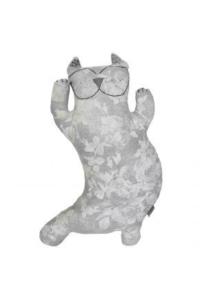 Декоративная подушка кот Allure