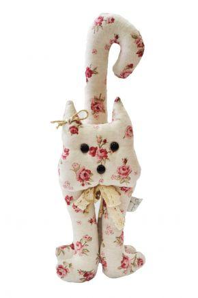 Интерьерная игрушка кот Red Rose 40 см