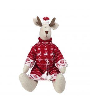 Интерьерная игрушка Deer Jolly