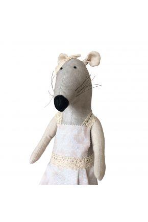 Интерьерная игрушка Дама в фартуке