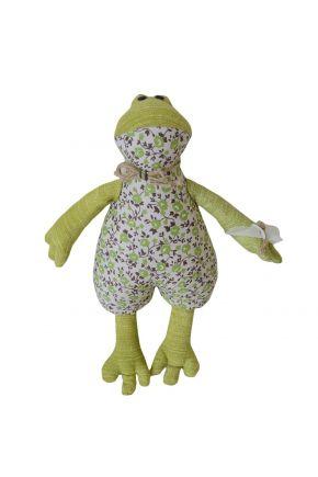 Интерьерная игрушка Лягушка