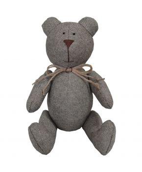 Интерьерная игрушка мишка Тедди Браун