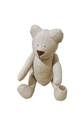 Интерьерная игрушка мишка Тедди GOLD