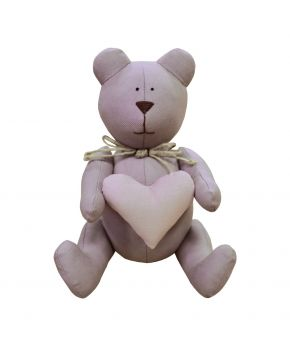 Интерьерная игрушка мишка Тедди КАКАО