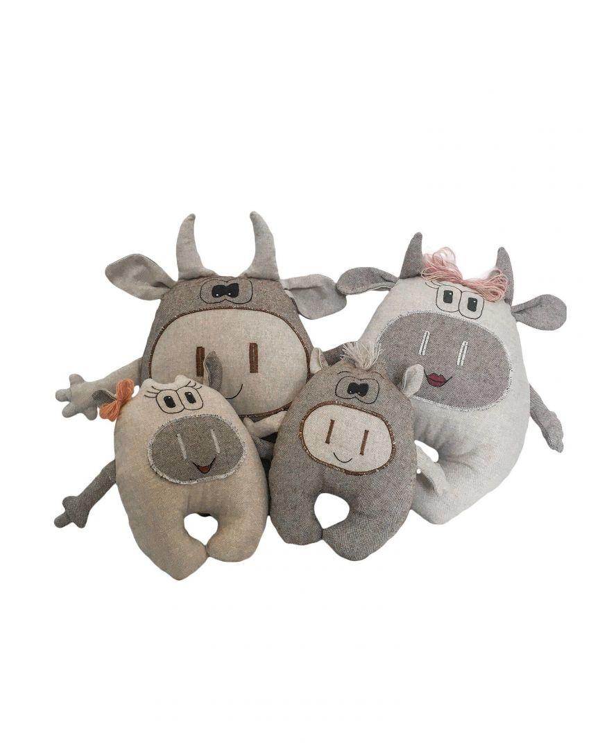 Интерьерные игрушки Символ года