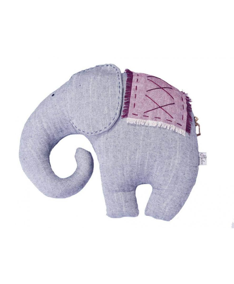 Декоративная подушка слон Bohema Deep