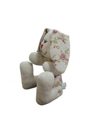 Интерьерная игрушка зайка Лилу