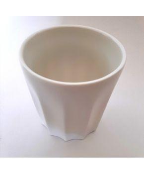 Чашка Стейт белая 250 мл
