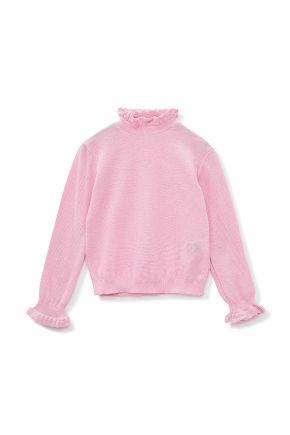 Джемпер для девочки Romance розовый
