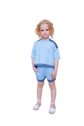 Детский костюм Fashion Blue
