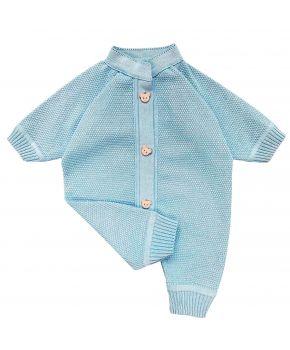 Комбинезон (человечек) для младенцев Голубой