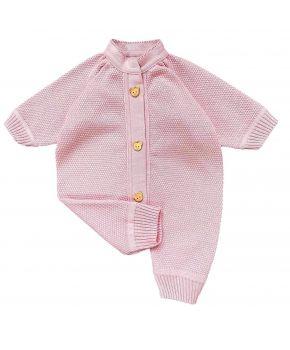 Комбинезон (человечек) для младенцев Розовый