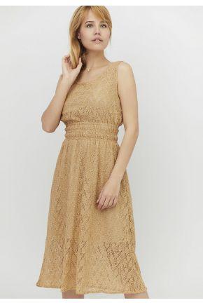 Платье летнее женское Летняя бронза