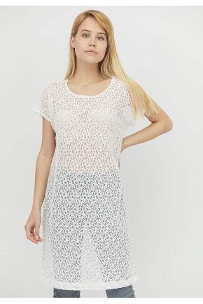 Туника женская Белое кружево