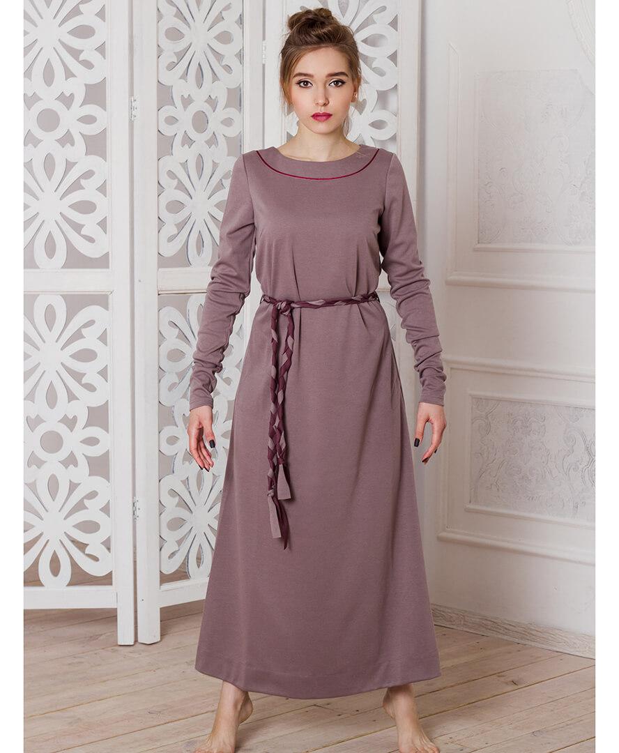 Платье трикотажное Лакоста беж розовый