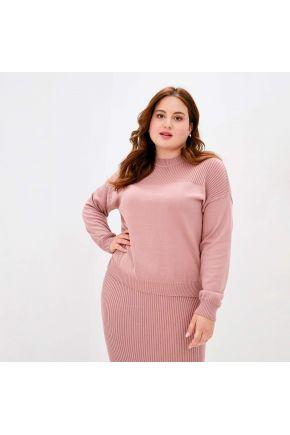Джемпер Katrin Темно-розовый