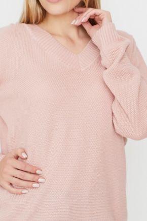 Джемпер Fresh розовый