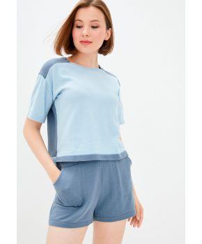 Костюм вязаный Fashion Blue
