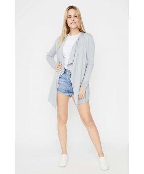 Кардиган женский Light-Style серый