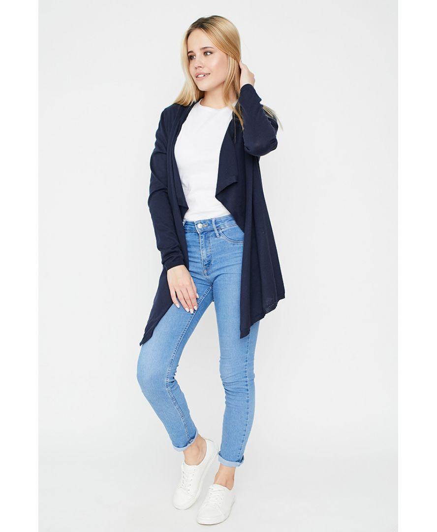 Кардиган женский Light-Style синий