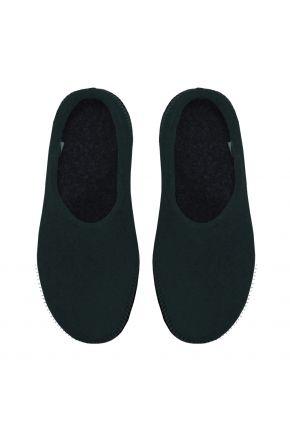 Женские тапочки комнатные зеленые
