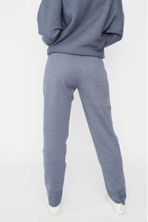Вязаный костюм Soft-Look серый