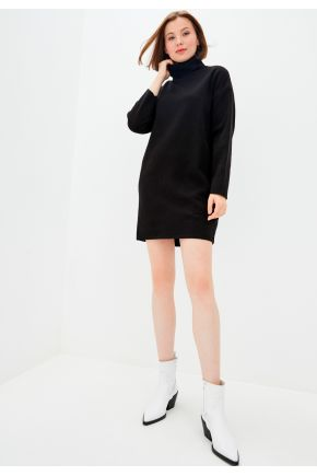 Платье вязаное DREAM черное