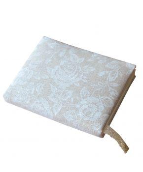 Блокнот White Rose